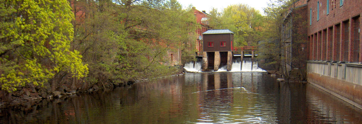 On-line bacteria monitoring in Akerselva river Oslo