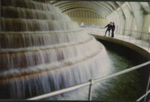 cascade areation