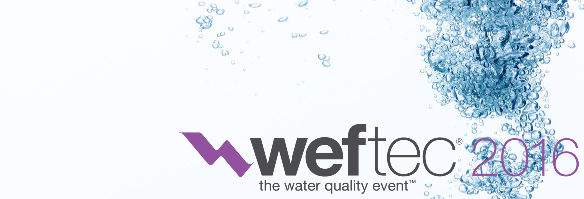 Colifast at WEFTEC 2016 New Orleans, visit us at booth 3061